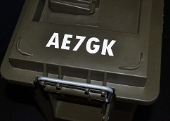 Callsign Decals