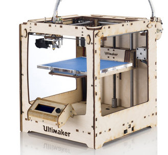 Ultimaker Wood Components